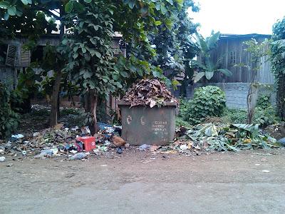 Waste in Africa São Tomé e Princípe