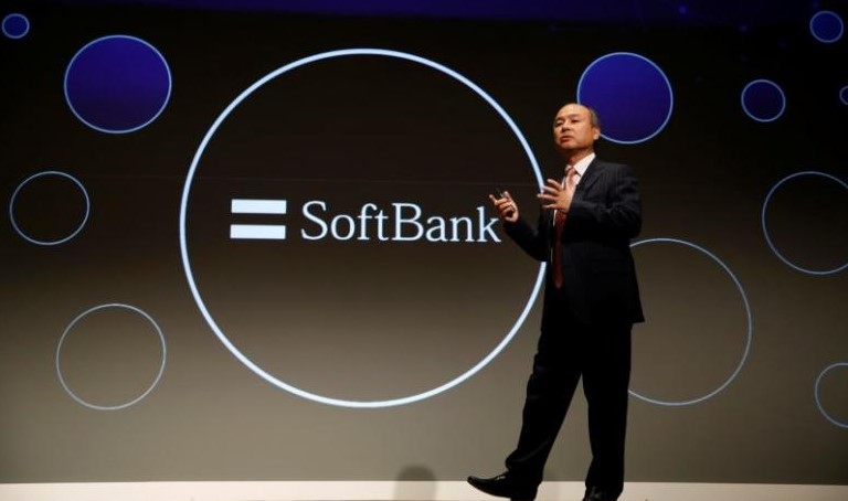 Softbank-Saudi tech fund