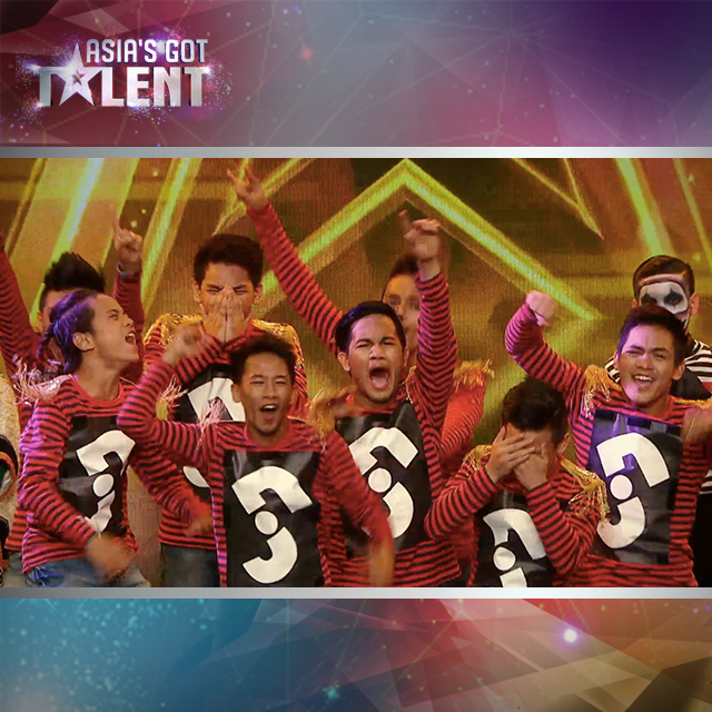 Junior New System Asia's Got Talent