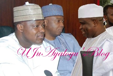 2019: Gov. Tambuwal, Top APC Senators, Reps' Clandestine Move To Return To PDP Echoes Again ...Sokoto Gov. Backed By Wike Likely To Pip Atiku To PDP Ticket