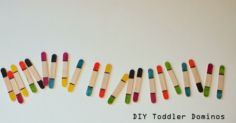 Super easy DIY Toddler Dominos Pink Stripey Socks