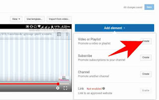 Youtube video me end screen & annotations use kaise kare 6