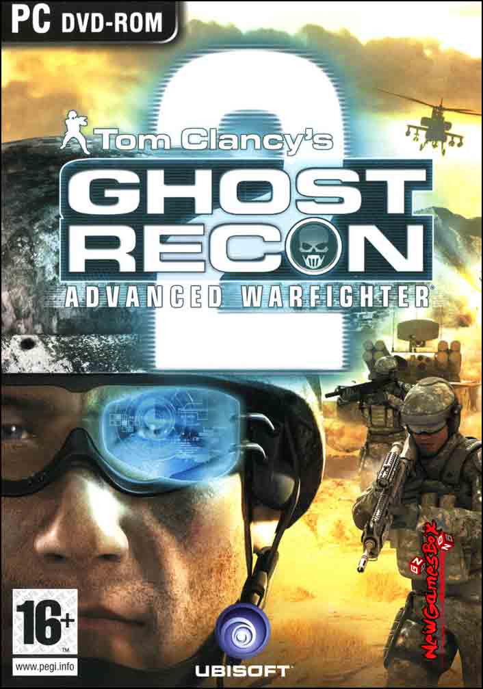 Tom Clancy&#39-s Ghost Recon Advanced Warfighter 2 - PC Game Download ...