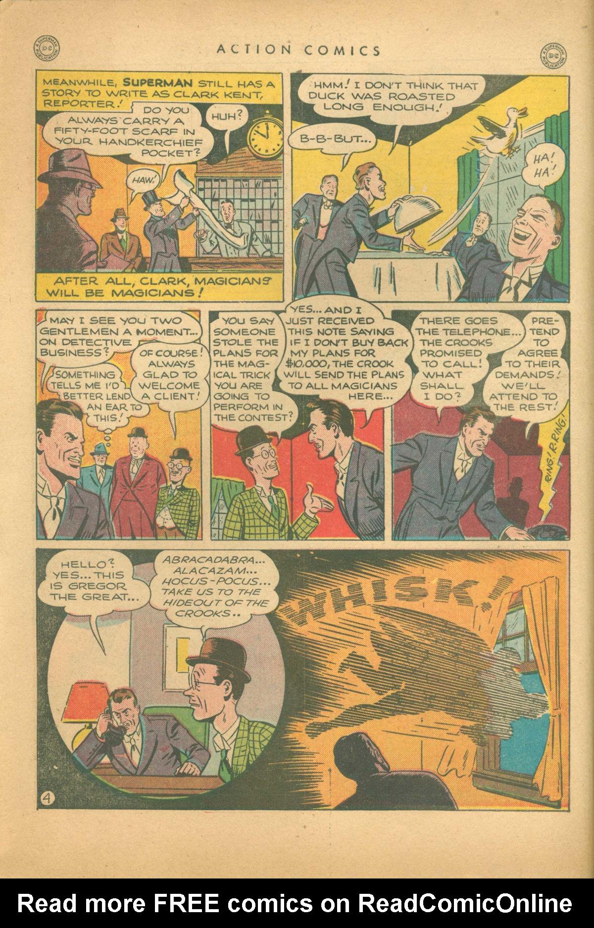 Action Comics (1938) 97 Page 6