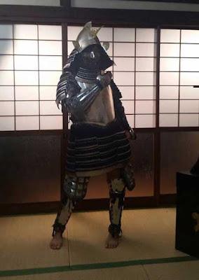 Gadis Jepang Samurai 4 Model Seksi Perankan Samurai Jepang