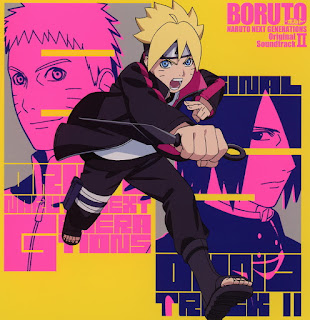 "Download ""Boruto: Naruto Next Generations II"" Soundtrack"