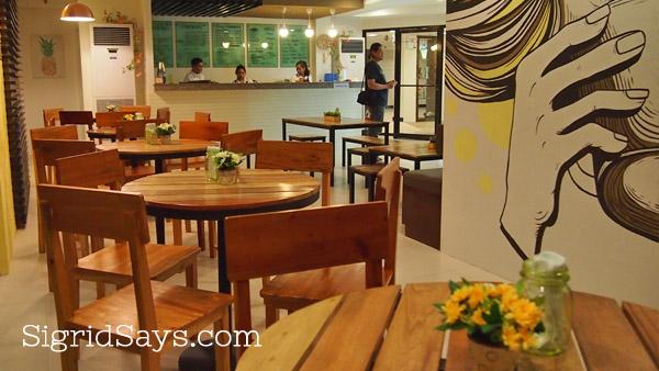 Roli's Cafe Bacolod