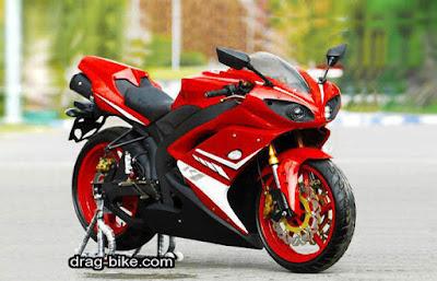 Foto Modifikasi Motor Yamaha Vixion Full Fairing R1 Yamaha YZF R1 Yang Terbaru