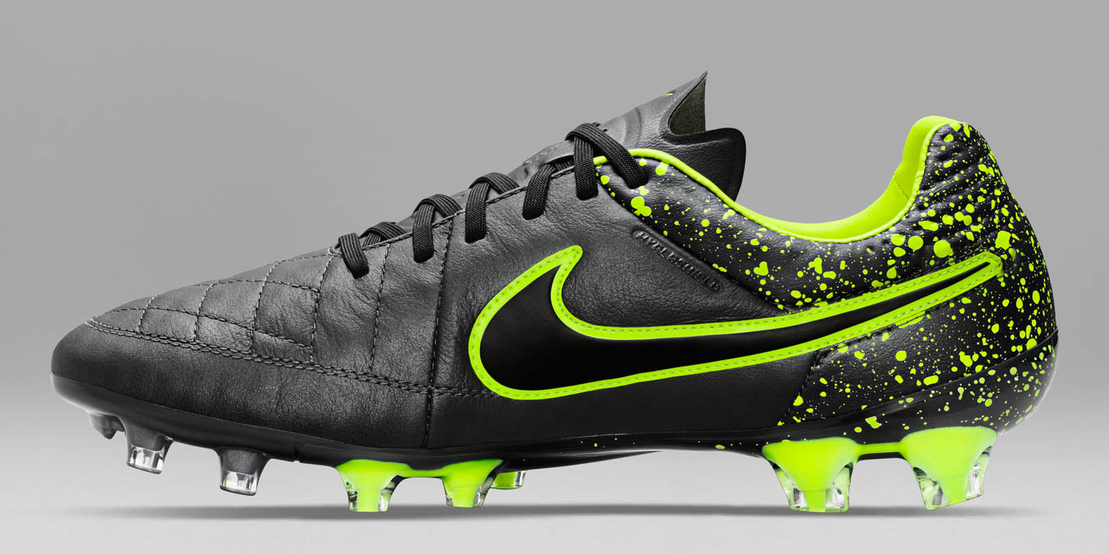 Made for ultimate control, the Nike Tiempo Legend V 2015 Boots feature a  super soft Kangaroo leather upper with Dry Tech package for less water  uptake and ...