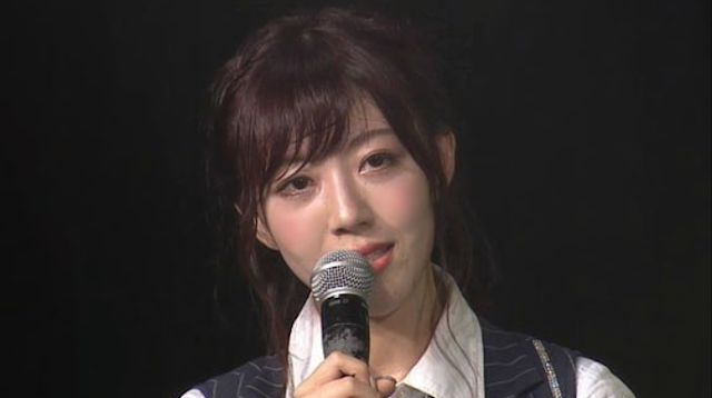 Megumin NMB48 Matsumura Megumi Graduate.png