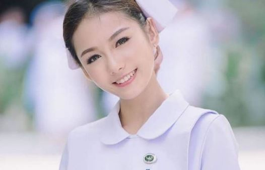 Gadis Jururawat Paling Cantik & Paling Popular Di Thailand