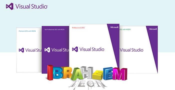 Microsoft visual studio professional 2012 sale