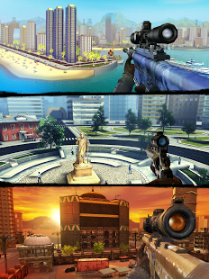 Mod Unlimited Coins: Sniper 3D Assassin v1.17.2