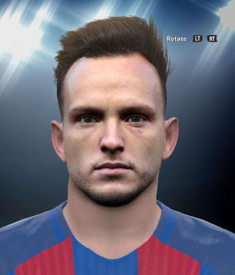 PES 2016 Ivan Rakitic Face