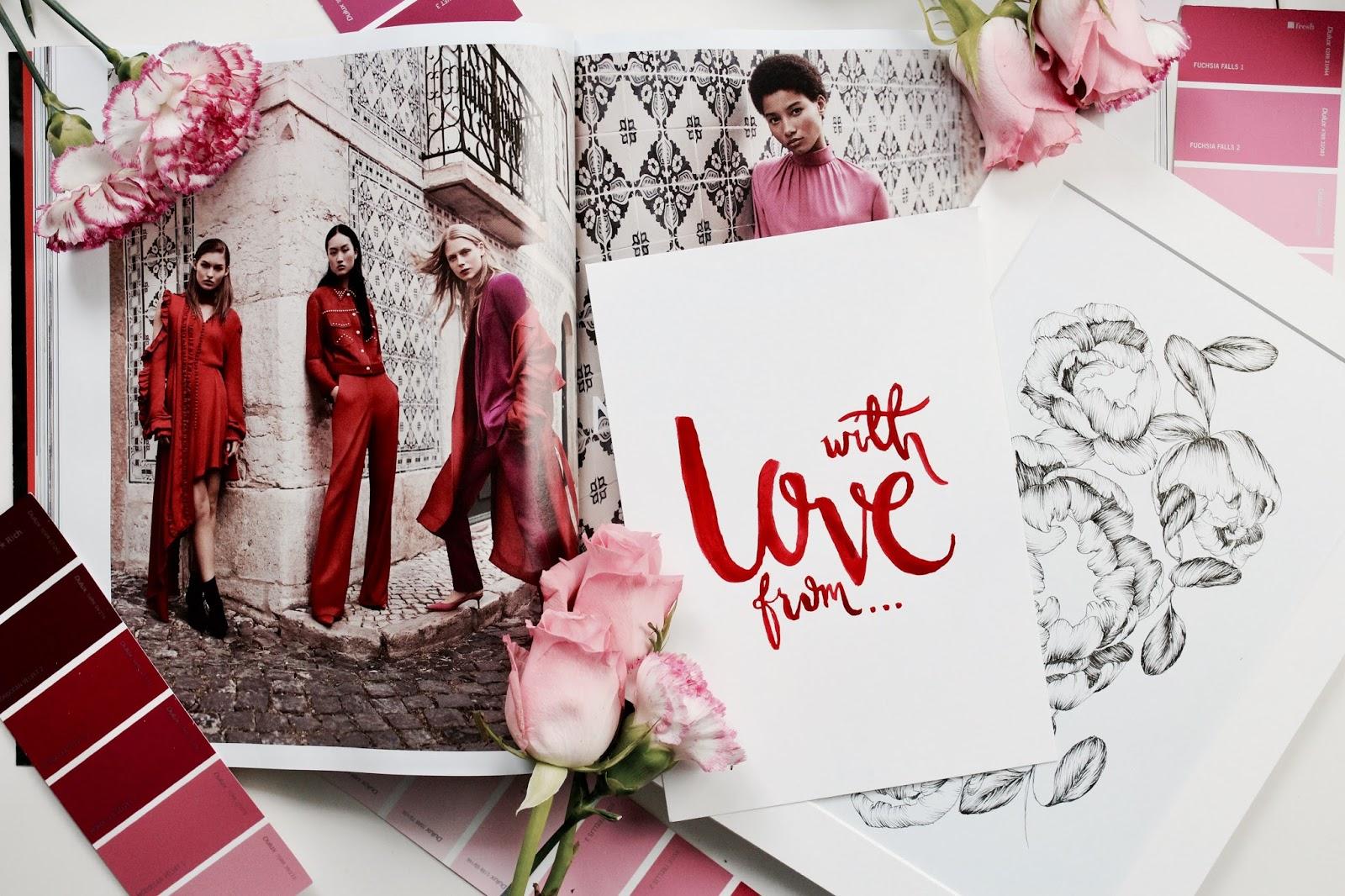 porter magazine: valentines day