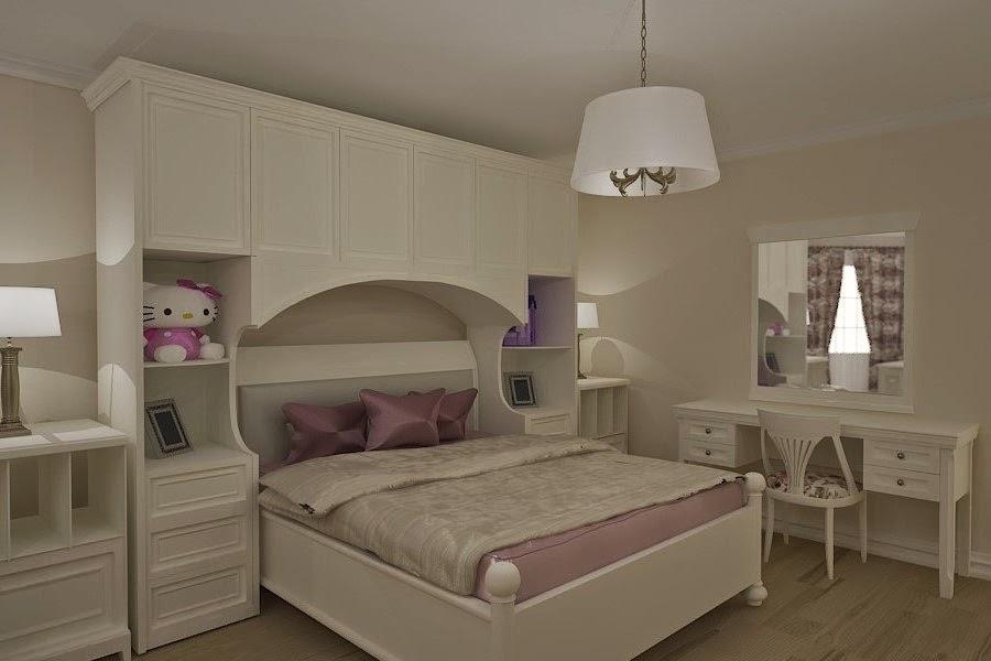 Design interior dormitor casa Constanta - Design Interior / Amenajari interioare > Design interior dormitor camera copii