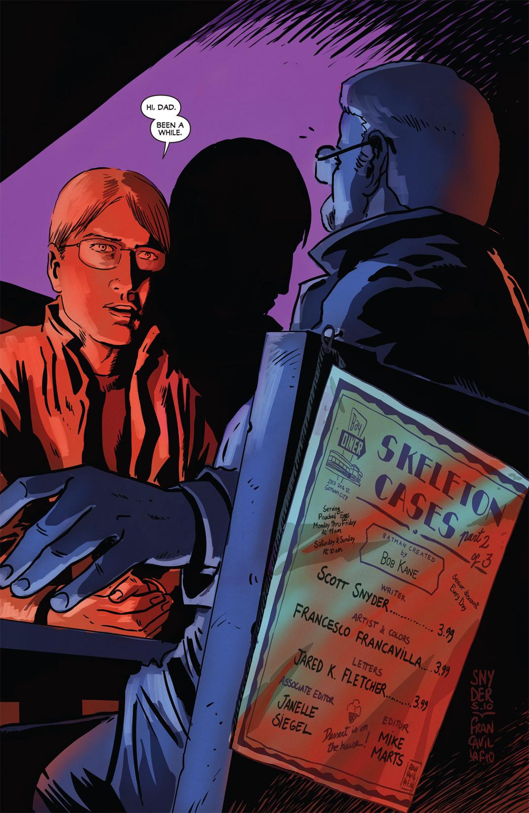 Detective Comics (1937) 872 Page 30