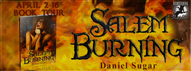 Interview with Daniel Sugar, author of Salem Burning