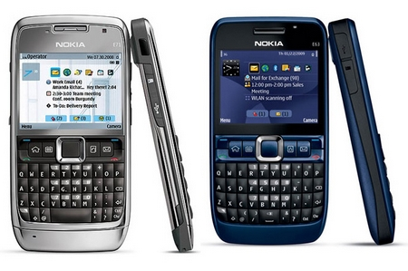 Nokia e63 Cracked software