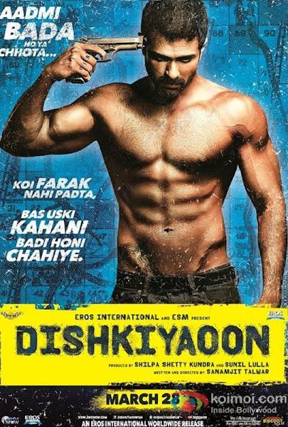 Dishkiyaoon (2014) Movie Poster