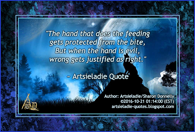 Quote by Artsieladie