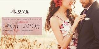 Myntra Valentine Sale: Extra 14% OFF on Rs.2499 & 20% OFF on Rs.3999 (Applicable on Discounted Product Also)