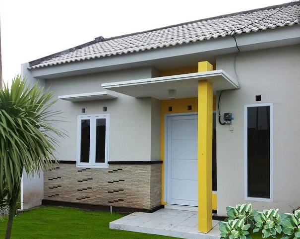 45 Model Tiang Teras Rumah Minimalis Modern Yang Mewah Terbaru