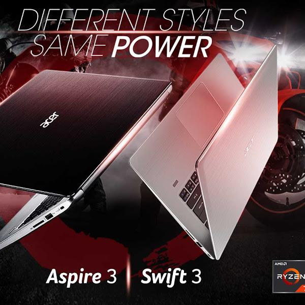 Acer Day 2018 Gebrak Banjarmasin, Acer Percaya Diri Luncurkan Swift 3 dan Nitro 5