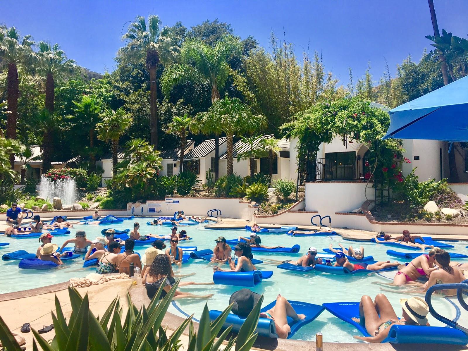 Glen Ivy Pool