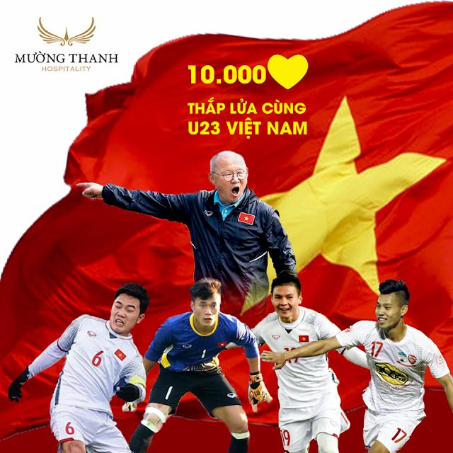 Tường thuật trực tiếp Việt Nam vs Uzbekistan tạiMường Thanh Grand Da Nang