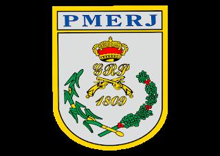 Polícia Militar do Estado do Rio de Janeiro Logo Vector