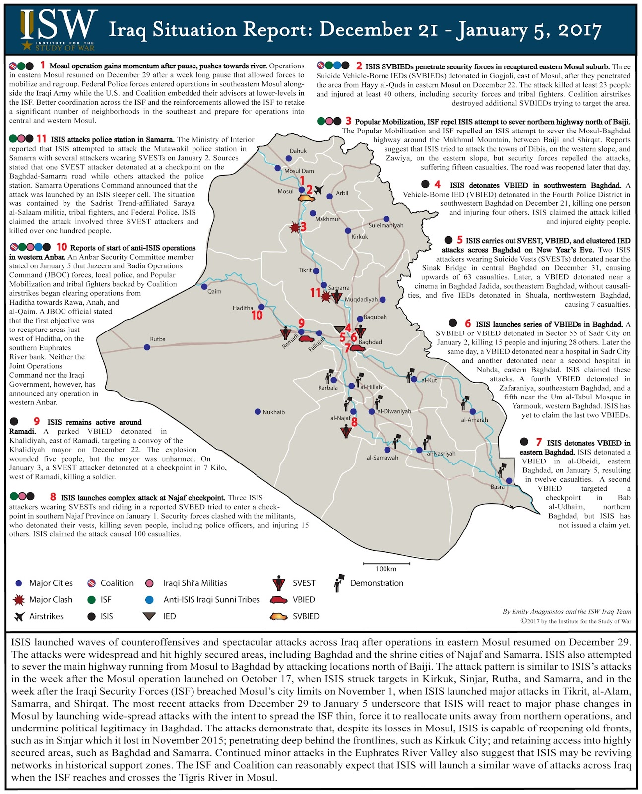 Eye On The World: IRAQ SITUATION REPORT: DECEMBER 21, 2016 - JANUARY ...