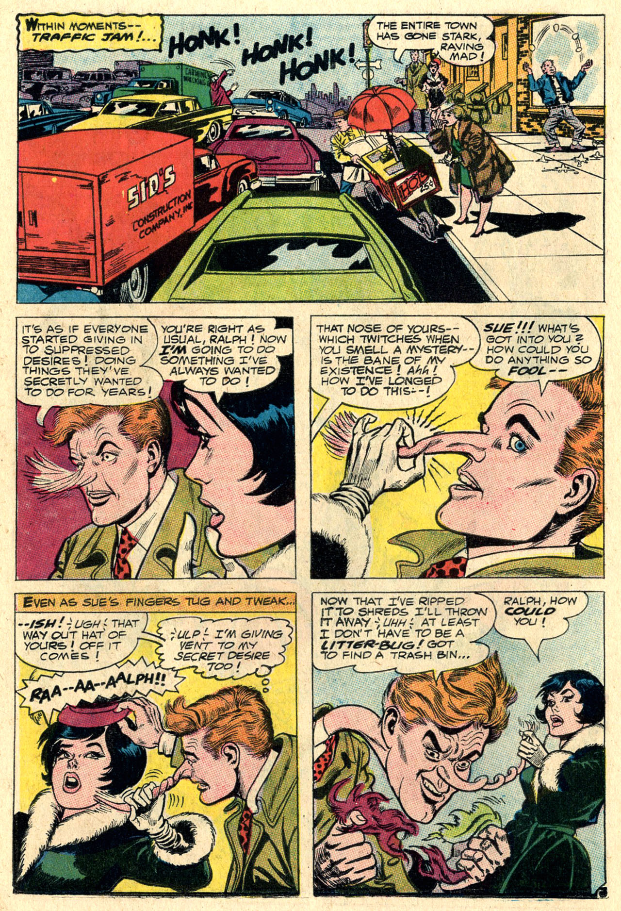 Detective Comics (1937) 363 Page 25