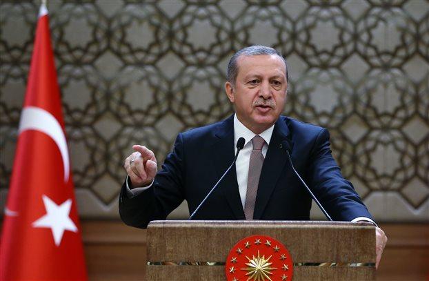 Νέος εκβιασμός του Ερντογάν στην Ευρώπη