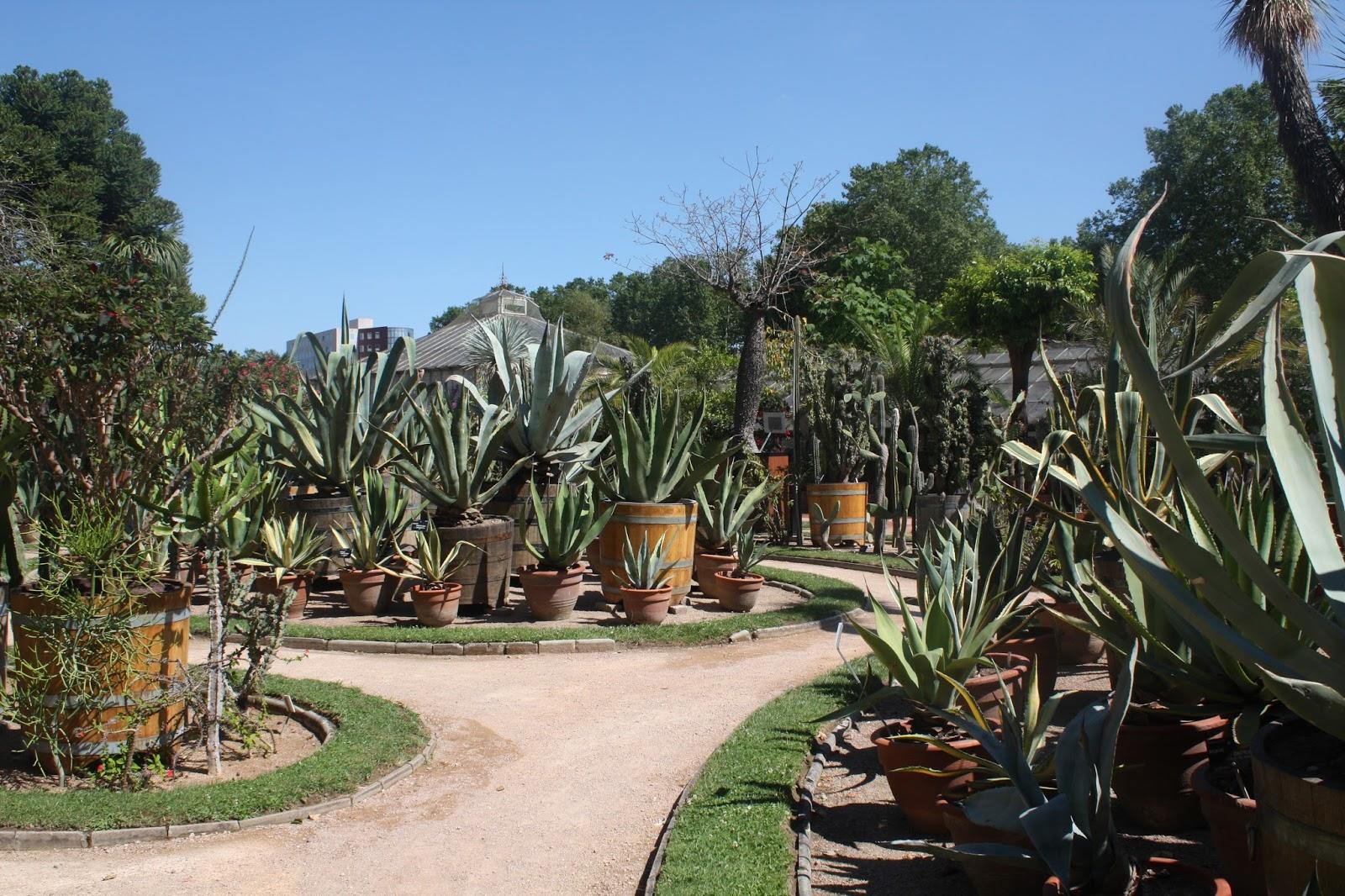 Lyon parc de la tete d or 2 le jardin mexicain mes for Jardin lyon