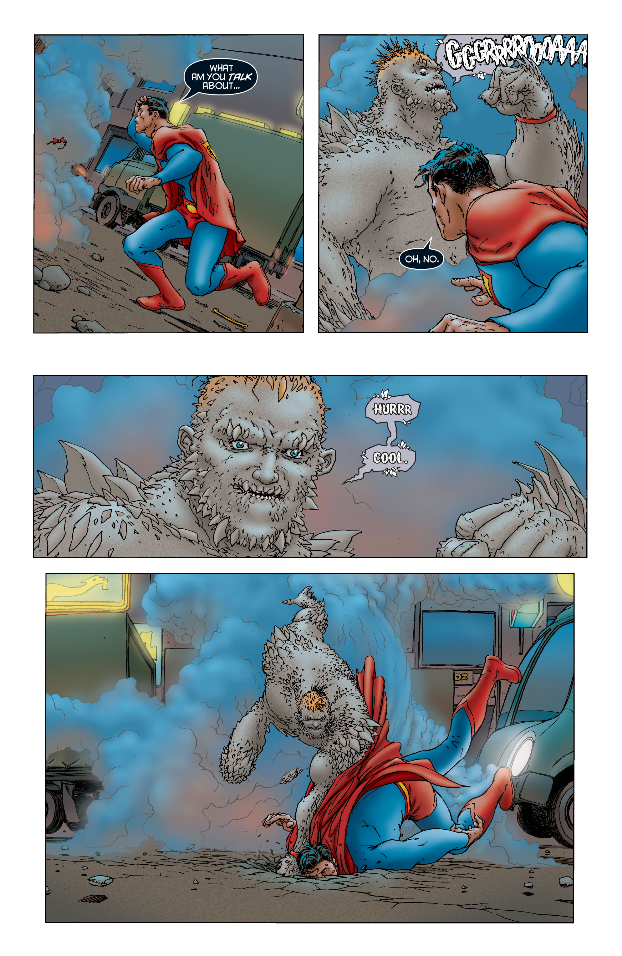 Read online All Star Superman comic -  Issue #4 - 17