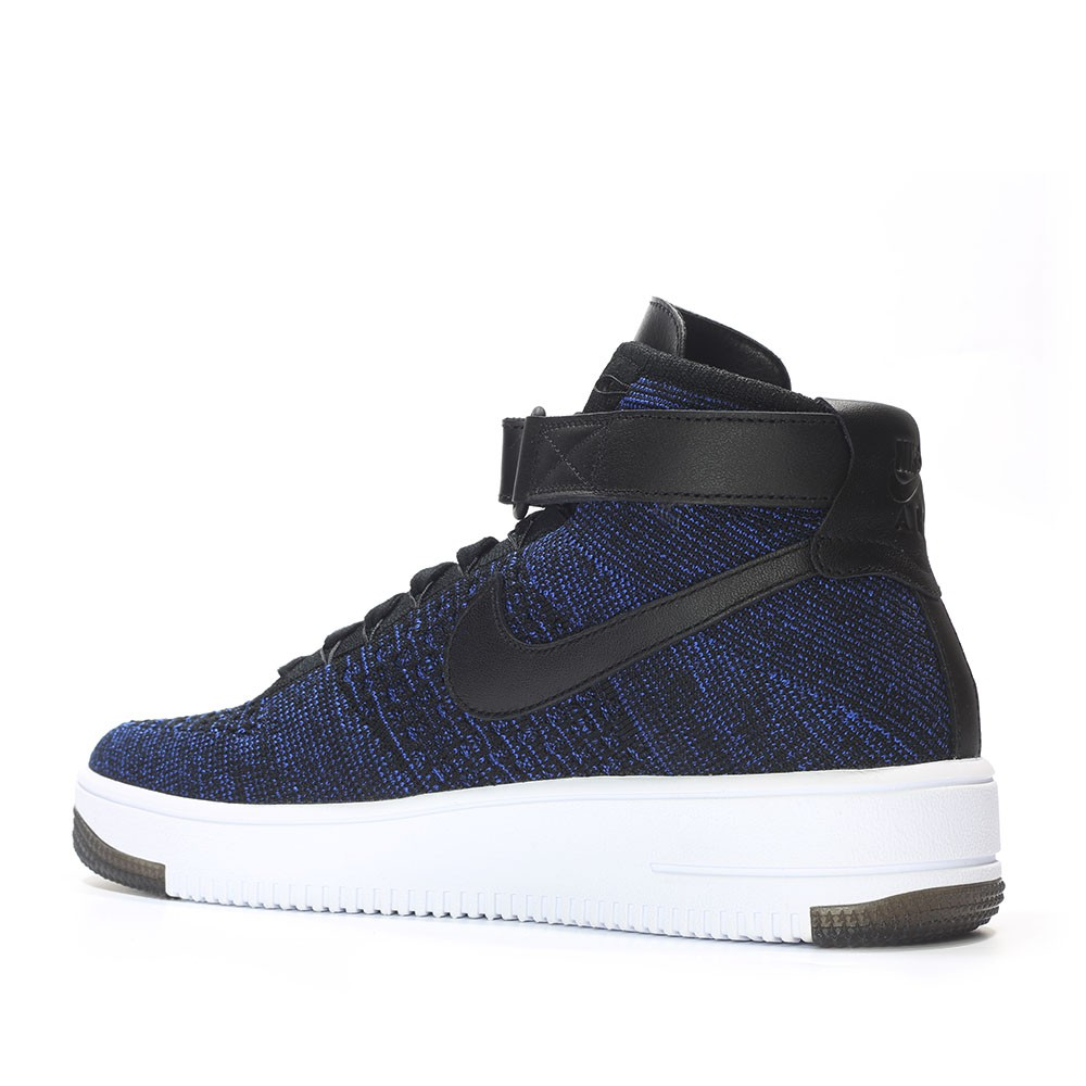buty nike air force 1 ultra flyknit mid game royal