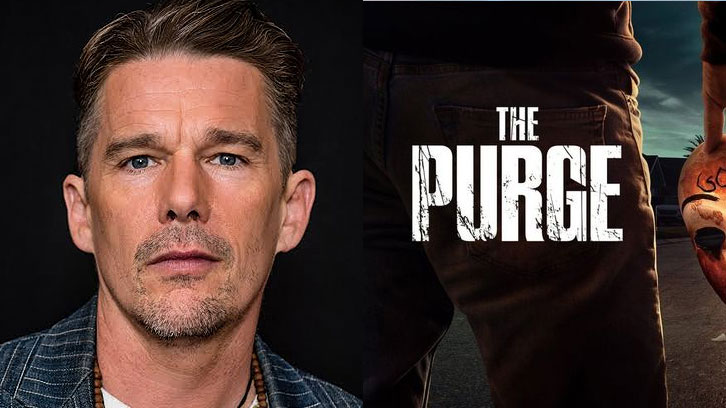 The Purge - Season 2 - Ethan Hawke to Reprise Film Role in Season Finale
