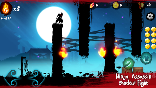 Ninja Assassin Shadow Fight Mod Apk