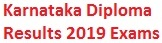 Karnataka Diploma April, May Exam Results 2020 Score Cards: dte.kar.nic.in