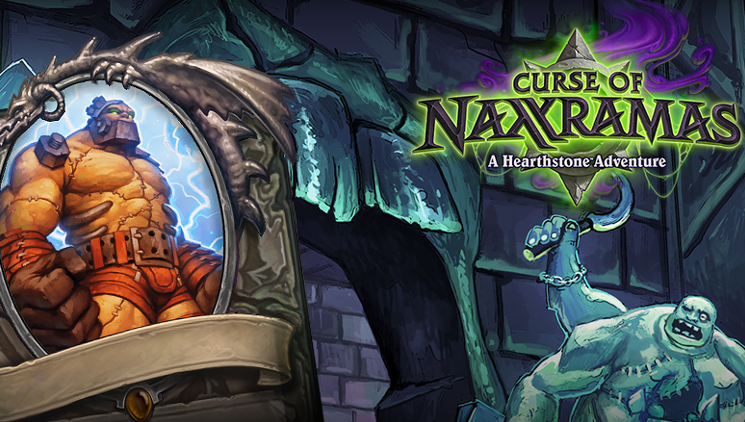 Blizzard Hearthstone The Curse of Naxxramas construct quarter walkthrough