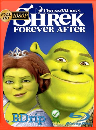 Shrek 4: Felices Para Siempre (2010) BDRIP1080pLatino [GoogleDrive]
