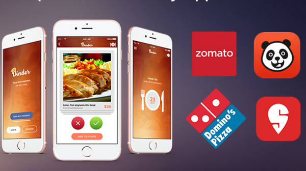 Must Try Food delivery Mobile Apps in India