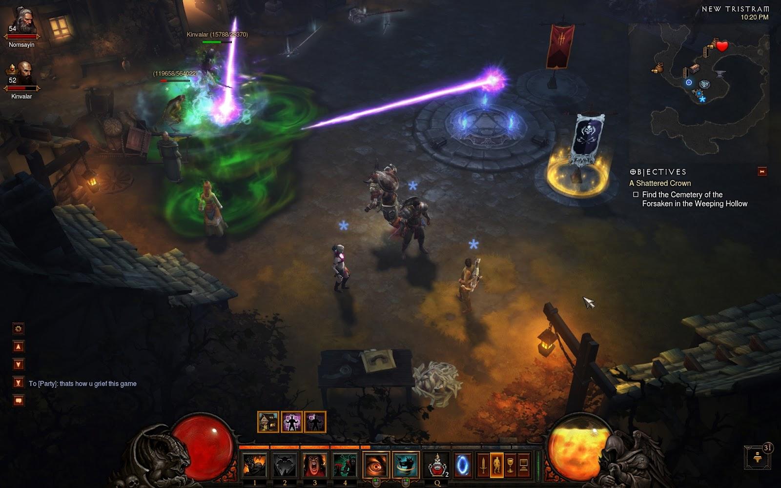 Diablo III Hints, Tips and Tricks - Diablo III Blog