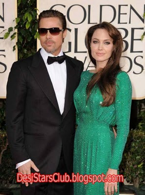 Angelina Jolie Photos With Brad Pitt