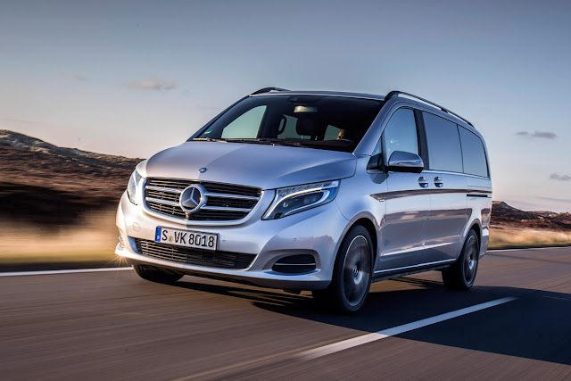 2015 Mercedes V250 Bluetec SE Specs, Features, Performance Review