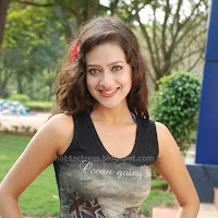 Madalasa sharma latest hot photos in black dress