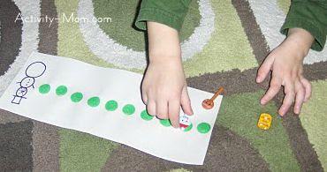 Quick DIY Board Games