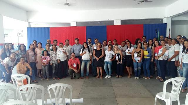 Prefeitura de Olho d' Água do Casado, realiza a 6° Conferência Municipal de Saúde