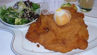 Bécsi szelet (wiener schnitzel)